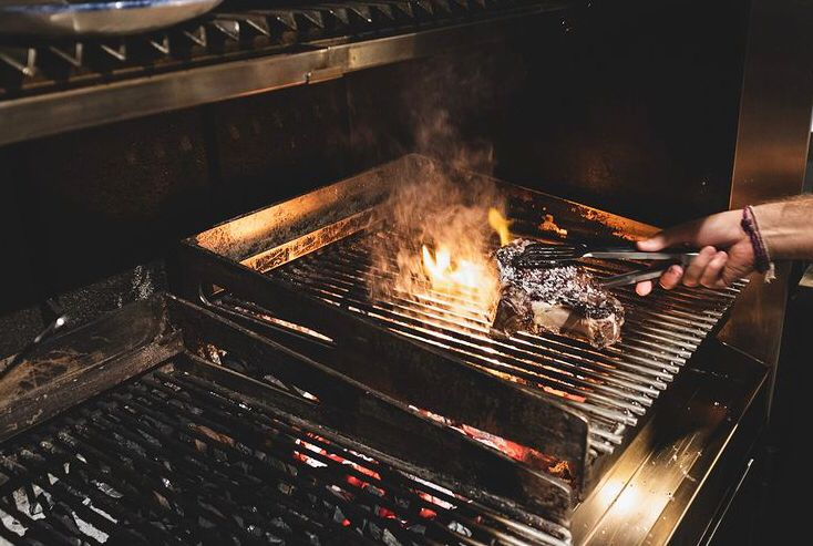 Basea- grill is our Identity